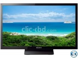 SONY 24 P412C HD LED TV CALL 01729742977