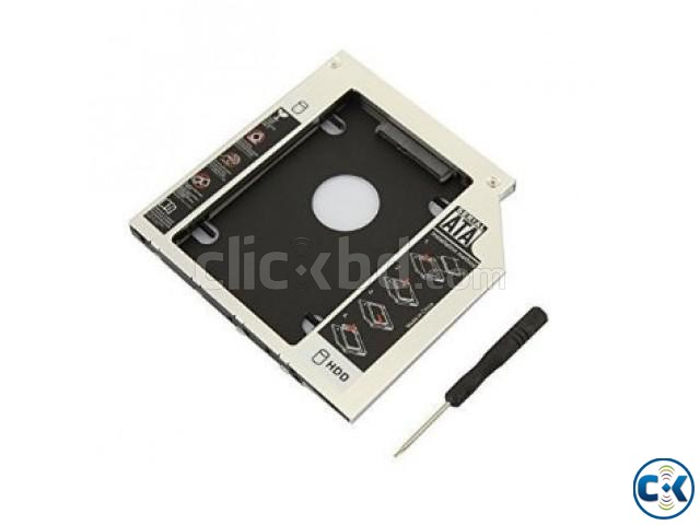 9.5mm Universal SATA Caddy | ClickBD large image 0