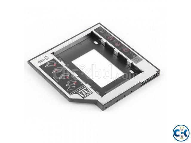 9.5mm Universal SATA Caddy | ClickBD large image 1