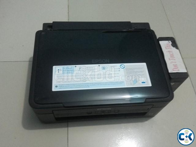 Epson L350 All-In One Color Printer For Sell | ClickBD large image 1