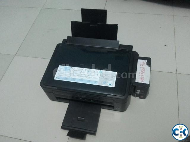 Epson L350 All-In One Color Printer For Sell | ClickBD large image 3