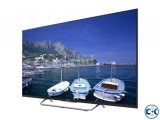3D TV Sony Bravia W800C 55 Inch Full HD Wi-Fi 3D LED Android
