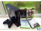 Xbox 360 e brand new 6 month warranty bought from Canada