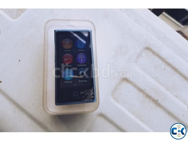 Ipod Nano 7g 16GB for SALE | ClickBD large image 0