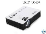 UNIC LED UC 40+ Projector