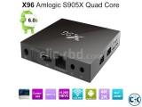 X96 Android 6.0 Marshmallow Amlogic S905X Quad Core TV Box