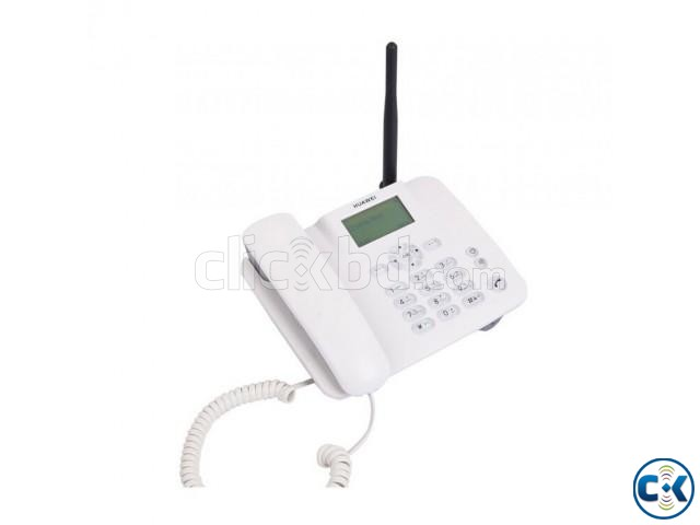 Huawei Gsm Desk Phone | ClickBD large image 0