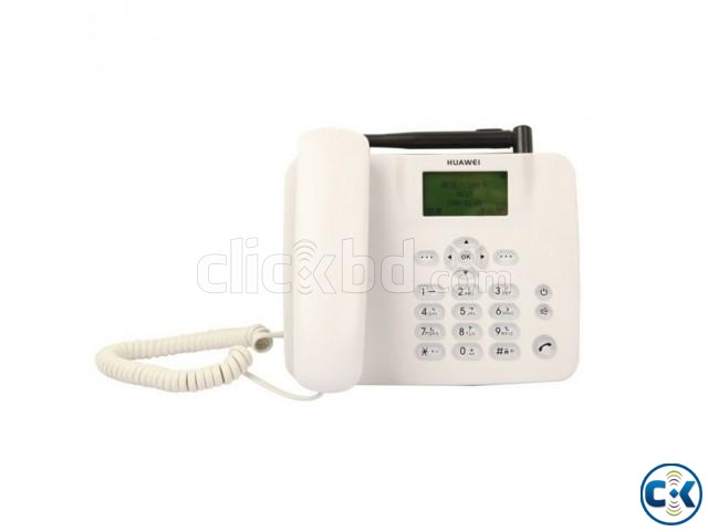 Huawei Gsm Desk Phone | ClickBD large image 1