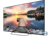 3D Full Smart LED TV W850C 65 Sony Bravia