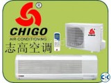 Small image 1 of 5 for Chigo 1 Ton Split Type AC Brand New | ClickBD