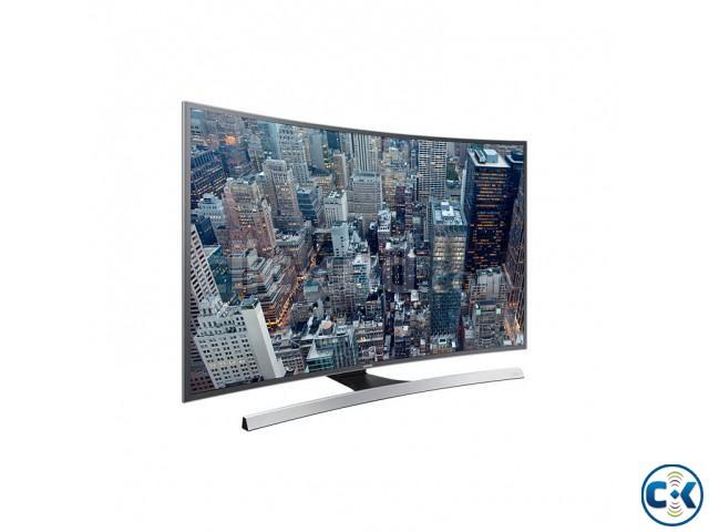 samsung ju6600 55 inch wi fi smart 4k curved led. Black Bedroom Furniture Sets. Home Design Ideas