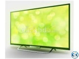 Sony bravia W700C 48  inch LED TV