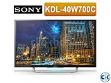 INTERNET TV Sony Bravia W700C 48″ X-Reality Pro Full HD LED