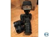 Canon EOS 5D Mark III 22.3 MP DSLR Camera 24-105mm f 4L IS