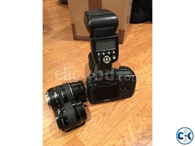 Canon EOS 5D Mark III 22.3 MP DSLR Camera 24-105mm f 4L IS | ClickBD large image 1