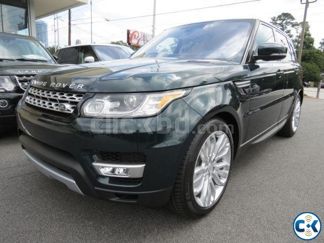 2014 Land Rover Range Rover Sport Supercharged HSE | ClickBD large image 0