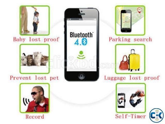 ITAG SMART ANTI-LOST ALARM KEY FINDER | ClickBD large image 1