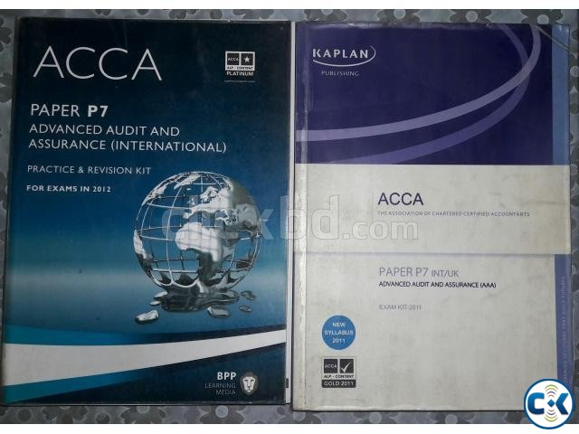ACCA BOOKS only 30 to 50 taka each | ClickBD large image 0
