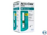 Accu Chek Test Strip