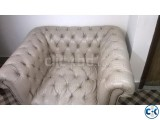 CHESTERFIELD OFFICE SOFA