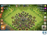 Clash Of Clan game th9