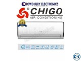 Chigo Split type AC BEST PRICE IN BD 01611646464