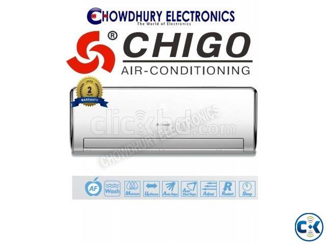 Chigo Split type AC BEST PRICE IN BD 01611646464 | ClickBD large image 0