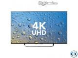 Sony Bravia X8300C 43 LED Television 3D 4K Resolution Wi-Fi