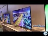 48'' SAMSUNG H8000 3D CURVED FULL HD LED SMART TV.