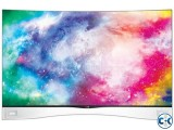 79 LG UG880T 4K CURVED SMART LED TV.