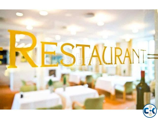 Restaurant Job in Qatar | ClickBD large image 0