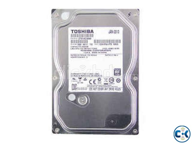 New Toshiba Hardisk 1000 GB | ClickBD large image 0
