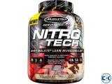 MuscleTech: NITRO-TECH Whey Isolate PROTEIN.