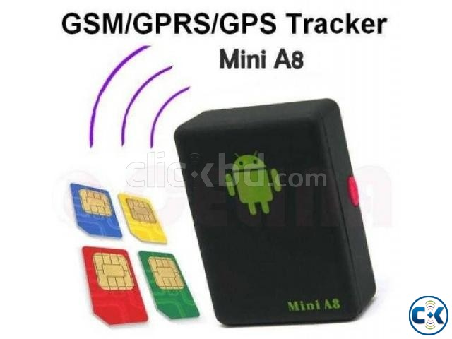 REAL TIME GPS TRACKER FOR BIKE-CAR | ClickBD large image 0