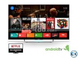 43'' W800C SONY BRAVIA W800C FULL HD 3D ANDROID LED TV.