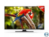 SAMSUNG LED NEW TV 48 inch J5500