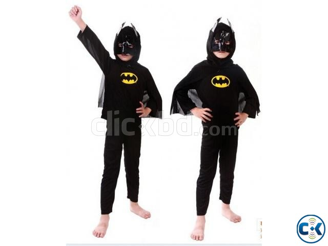BATMAN COSTUME FOR KIDS | ClickBD large image 0