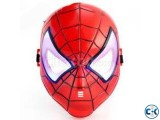 SPIDERMAN MASKS WITH LED
