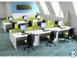 Work Station Fabric Partition BD-01