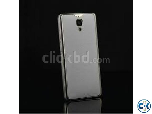 xiaomi mi 4 silver mobile cover | ClickBD large image 0