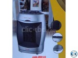 2 IN 1 SACCHI ROOM HEATER WITH FAN