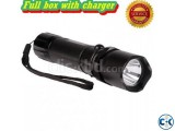 RECHARGEABLE MINI TORCH