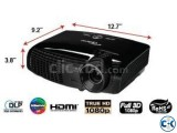 Optoma HD131Xe Full HD 1080p & 3D Home Theater Projector
