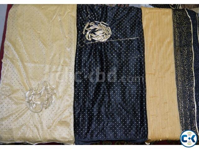 Ladies Scarf Hijab - Wholesale | ClickBD large image 0