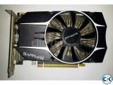 Sapphire R7 260x OC edition DDR5