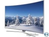 55'' SAMSUNG JS9000 4K CURVED SUHD SMART LED TV.