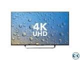 49'' SONY BRAVIA X8300C 4K 3D UHD LED ANDROAID TV.
