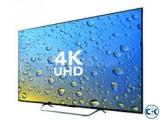 75 SONY BRAVIA X8500C 4K 3D ANDROAID LED TV.