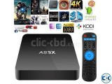 Android tv box A95X 4K