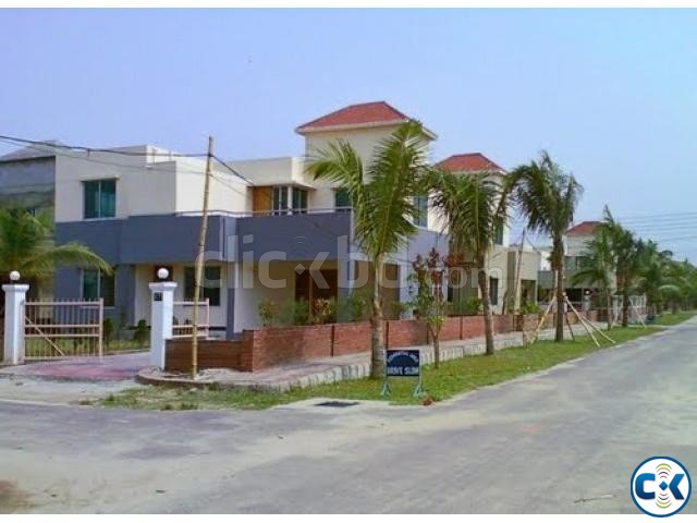 Independent Dream 2 Story 1500 sft House for sale | ClickBD large image 0